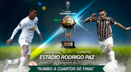 LDU Quito vs Fluminense