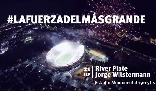 River Plate vs Wilstermann