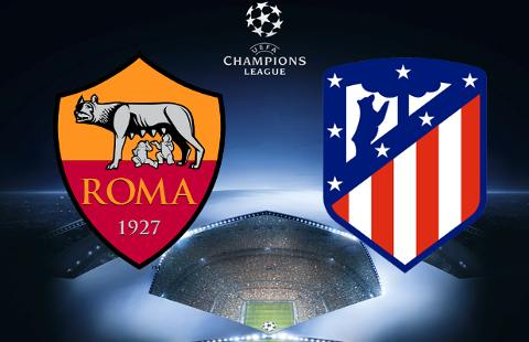 Roma vs Atlético de Madrid