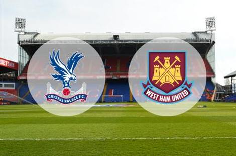 Crystal Palace vs West Ham