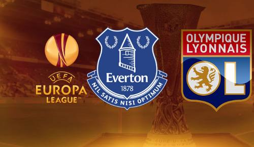 Everton vs Lyon