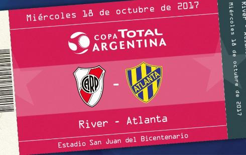 River Plate vs Atlanta