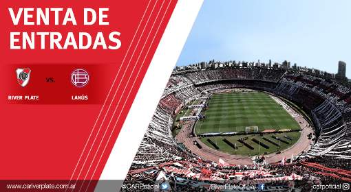 River Plate vs Lanús
