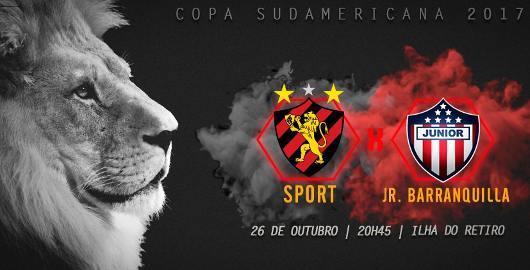 Sport Recife vs Junior