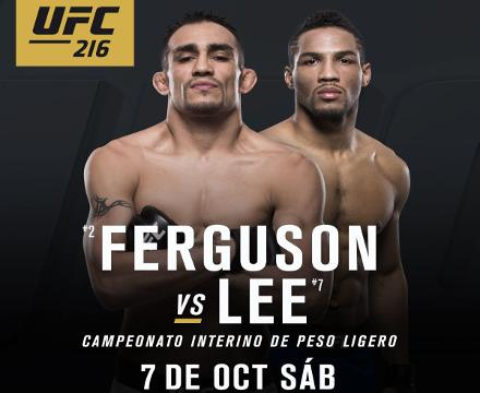 Tony Ferguson vs Kevin Lee