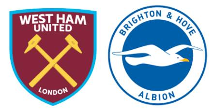 West Ham vs Brighton