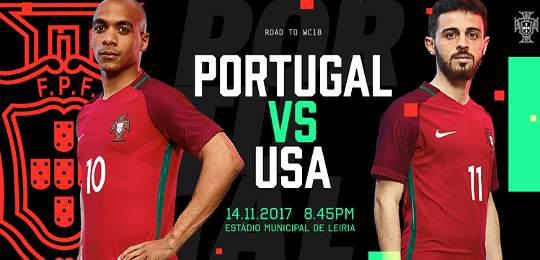 Portugal vs Estados Unidos