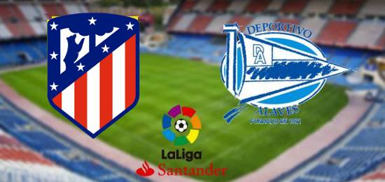 Atlético de Madrid vs Alavés