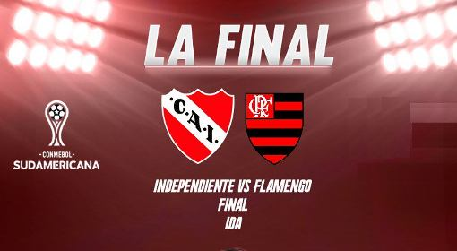Independiente vs Flamengo
