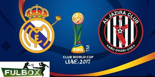 Real Madrid vs Al-Jazira