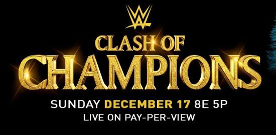 WWE Clash of Champions 2017 EN VIVO
