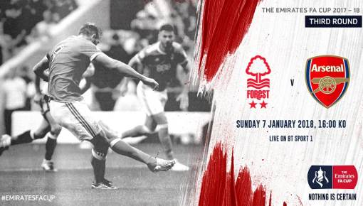 Nottingham Forest vs Arsenal: FA Cup TV, live streaming,