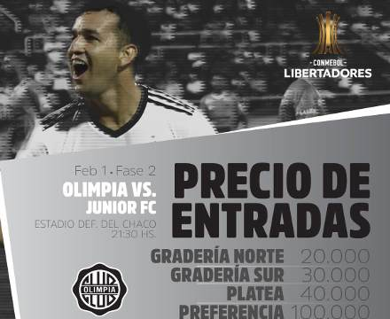 Olimpia vs Junior