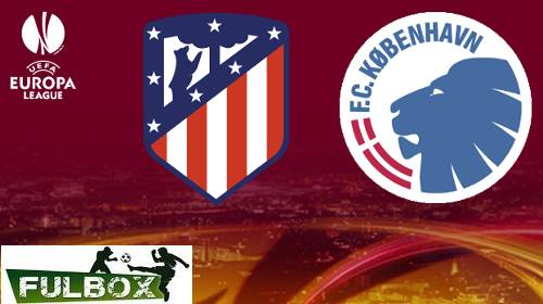 Atlético de Madrid vs Copenhague EN VIVO Hora, Canal, Dónde ver 16avos de Final Europa League 2017-18