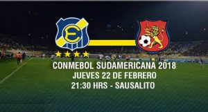 Everton vs Caracas