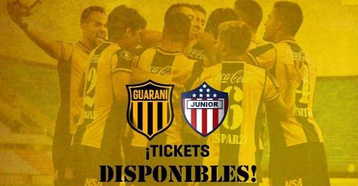 Guaraní vs Junior