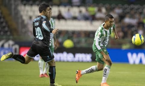 León apenas empata 1-1 ante Querétaro en el Torneo Clausura 2018