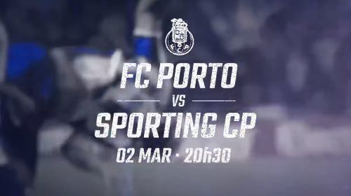 Porto vs Sporting Lisboa
