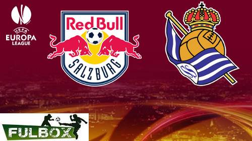 Red Bull Salzburg vs Real Sociedad EN VIVO Hora, Canal, Dónde ver 16avos de Final Europa League 2017-18