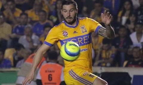 Tigres sufre para vencer 2-0 al Atlas con doblete de Gignac en Torneo Clausura 2018
