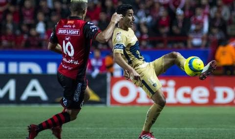 Tijuana vence 4-1 a los Pumas para pelear por la liguilla en Torneo Clausura 2018