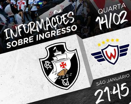 Vasco da Gama vs Wilstermann