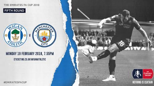 Wigan vs Manchester City