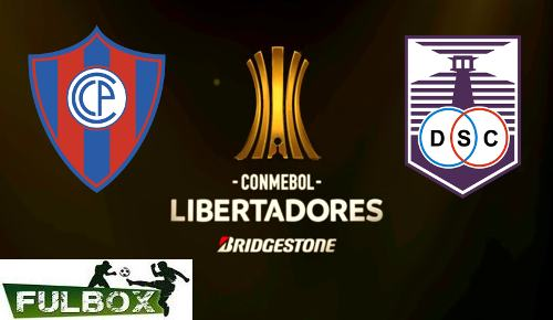 Cerro Porteño vs Defensor Sporting