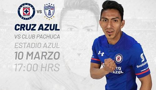 Cruz Azul vs Pachuca