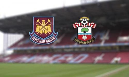 West Ham vs Southampton