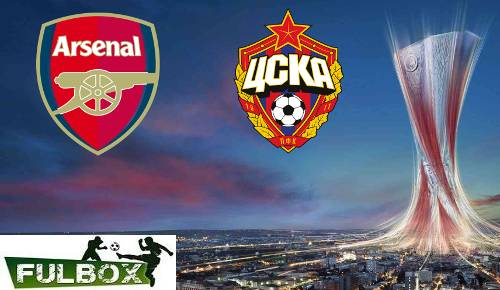 Arsenal vs CSKA Moscú
