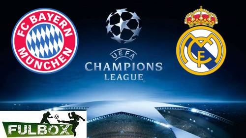 Bayern Múnich vs Real Madrid