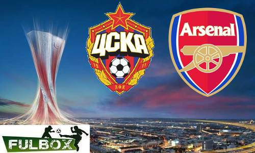 CSKA Moscú vs Arsenal