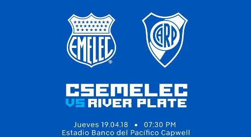 Emelec vs River Plate