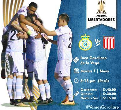 Real Garcilaso vs Estudiantes