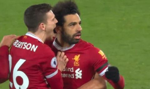 [Vídeo] Repetición Espectacular Gol de Mohamed Salah Liverpool 2-0 Roma- Champions League 2017-18