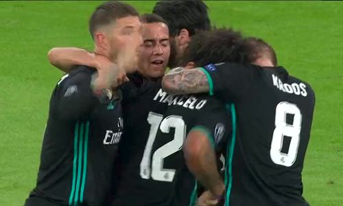 Repetición Gol de Marcelo Bayern Múnich vs Real Madrid 1-1