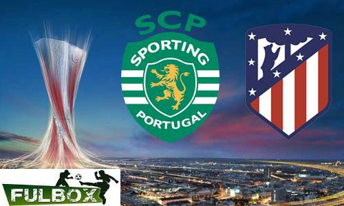 Sporting Lisboa vs Atlético de Madrid