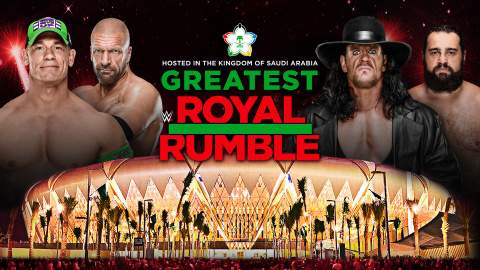 WWE Greatest Royal Rumble EN VIVO – Cobertura, Hora, Canal, Ganadores y Resultados 2018