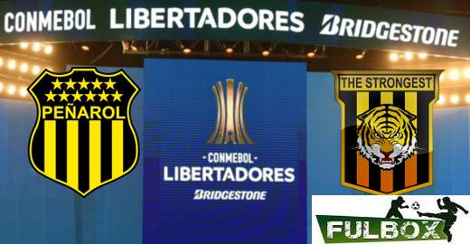 Peñarol vs The Strongest