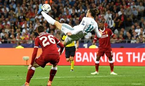 Real Madrid Tri Campeón de la Champions League al vencer 3-1 al Liverpool