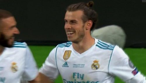 [Vídeo] Repetición Gol Chilena Gareth Bale Real Madrid vs Liverpool 2-1 – Final Champions League