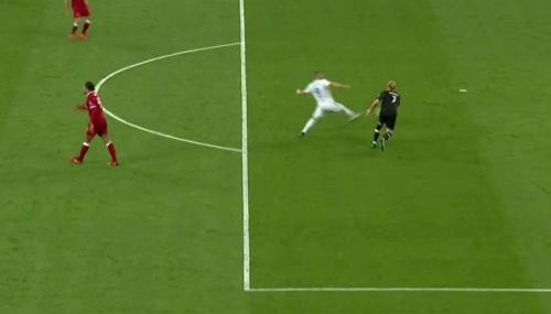 [Vídeo] Repetición Gol Increíble de Karim Benzema Real Madrid vs Liverpool 0-1 – Final Champions League