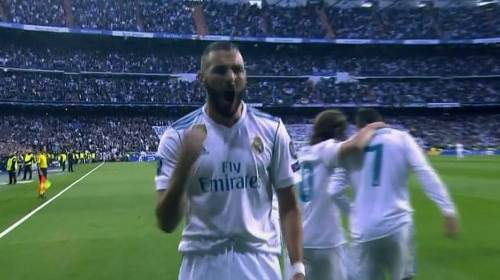 Repetición Gol de Karim Benzema Real Madrid vs Bayern Múnich 1-1