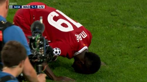 [Vídeo] Repetición Gol Sadio Mane Real Madrid vs Liverpool 1-1
