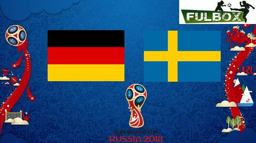 Alemania vs Suecia