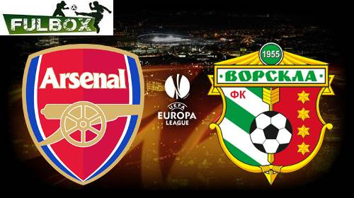 Resultado: Arsenal vs Vorskla [Vídeo Resumen- Goles] Jornada 1 Europa League 2018-19