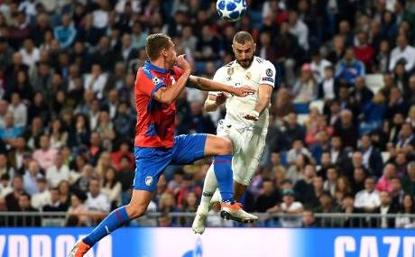 [Vídeo] Resultado, Resumen, Goles Real Madrid vs Viktoria Plzen 2-1 Champions League 2018-19