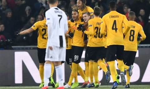 [Vídeo] Resultado, Resumen, Goles Young Boys vs Juventus 2-1 Champions League 2018-19