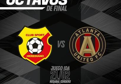 Herediano vs Atlanta United EN VIVO Hora, Canal, Dónde ver CONCACAF Champions League 2019